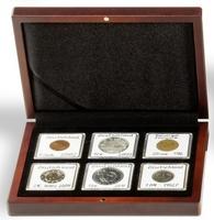 Футляр VOLTERRA QUADRUM для 6-и монет
