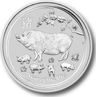 Год свиньи (год кабана) - Лунный календарь, Австралия